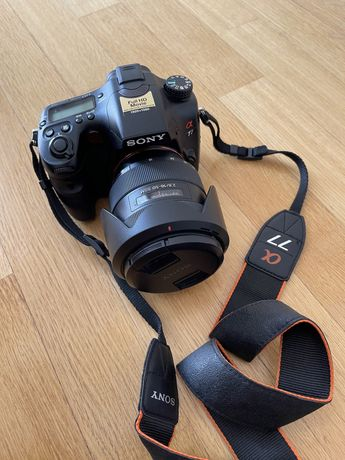 Фотоапарат Sony a77
