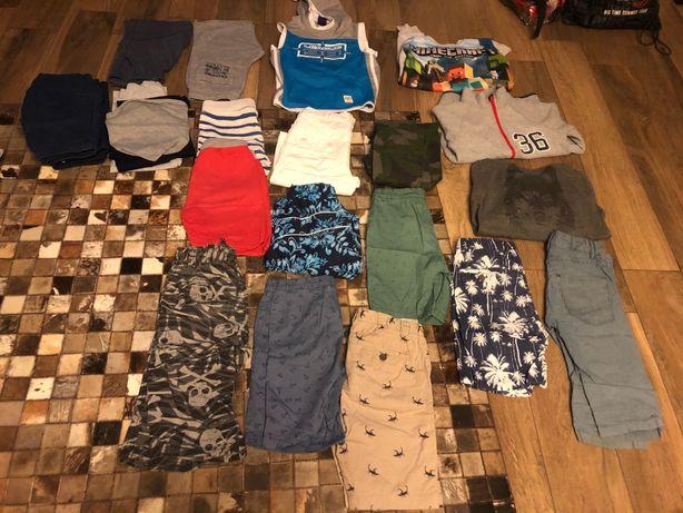 Ubranka dla chłopca rozmiar 134