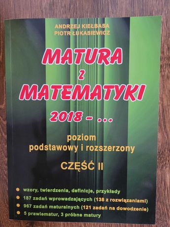 Matura z matematyki Kiełbasa 2