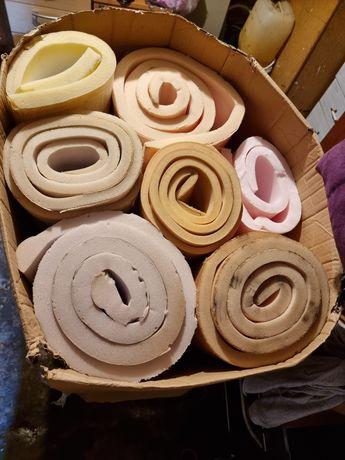 Gąbka / Pianka tapicerka 1,5-2.5cm