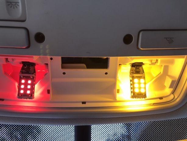 Лампы светодиодные T15 16W с обманками Led