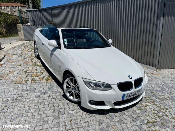 BMW 320 D Cabrio Pack M