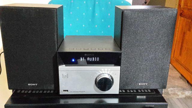 Mini wieża sony cmt-sbt 20b home audio system  pilot