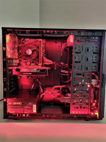 PC Gamer Entrada i5 Preço/Qualidade  RX560 / 8GB / SSD (GARANTIA)