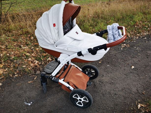 Wózek 2 w 1 gondola spacerówka