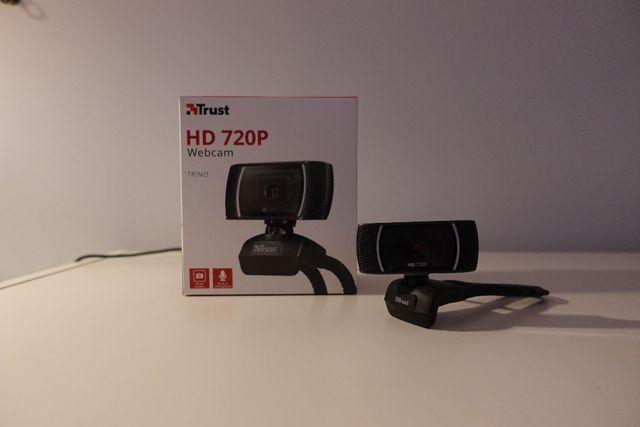 Kamera internetowa Trust HD video