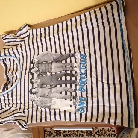 Koszulki dziewczęce 134roz