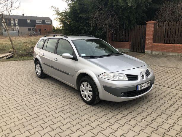 Renault Megane kombi 1,9D 2006 - jeden użytkownik