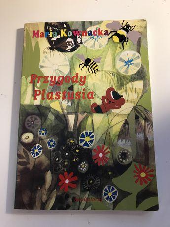 Książka dla dzieci: Przygody plastusia, maria kownacka