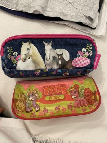Piornik + drugi piornik gratis koniki kucyki filly konie