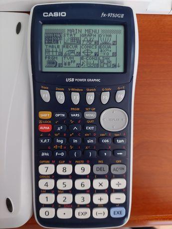 Calculadora Casio fx-9750GII