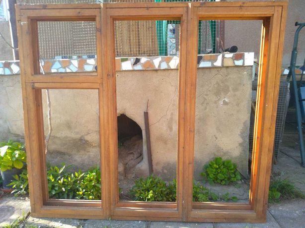 Продам новые деревянные окна  под олифой