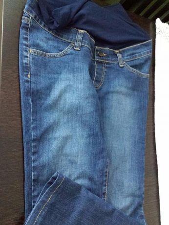 Dżinsy, spodnie ciążowe Bebefield- stan bdb !