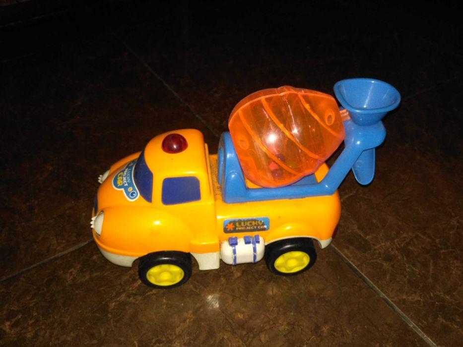 Машинка, дитяча іграшка Львов - изображение 1