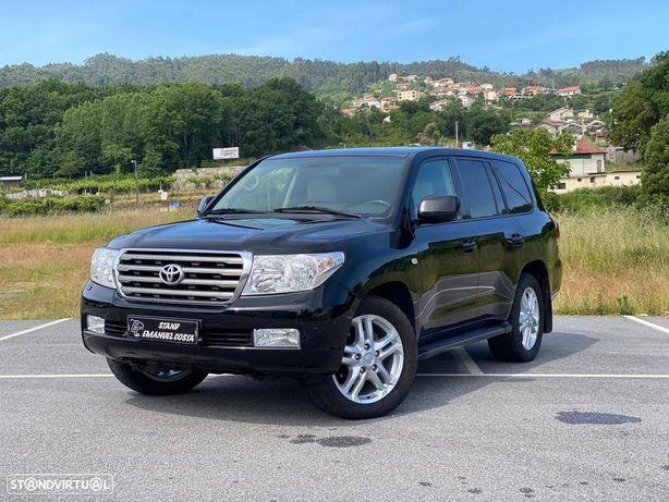 Toyota Land Cruiser 4.5 D-4D V8