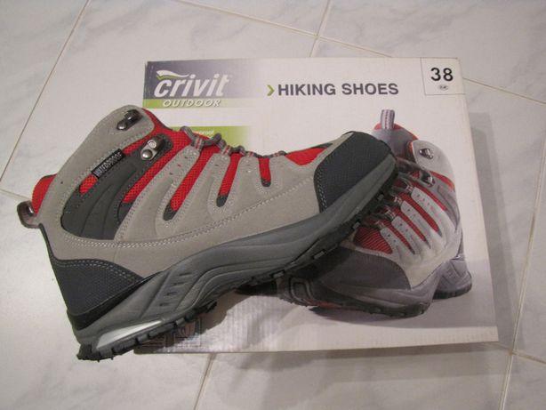 zimowe buty trekkingowe 38 damskie Crivit