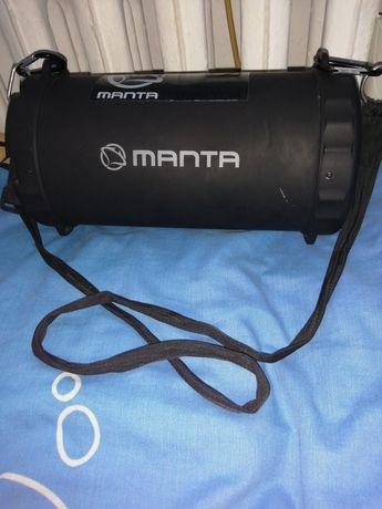 Głośnik Manta