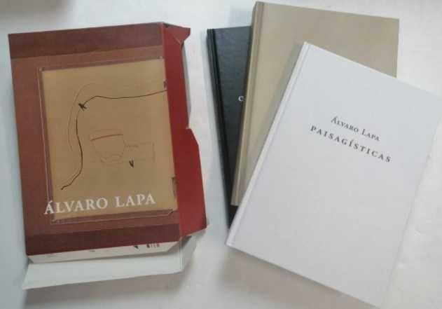 Textos, Paisagísticas e Obras Com Palavras - Alvaro Lapa