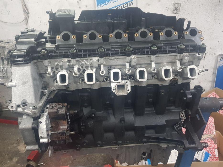 Silnik bmw 5 e60 e61 x5 e53 7 e65 3.0d 218km 306d2 m57d30 REGENEROWANY Międzylesie - image 1