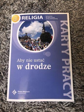 Ćwiczenia do religii klasa 8