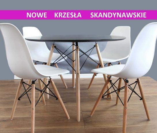 krzesło nowoczesne skandynawskie LUGANO NOWE krzesła