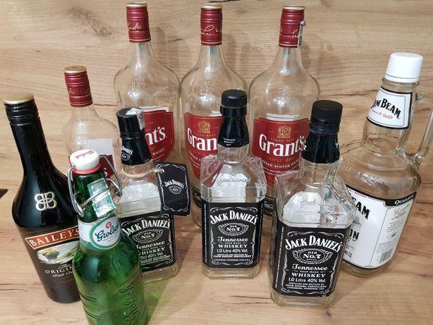 Butelki po Whisky