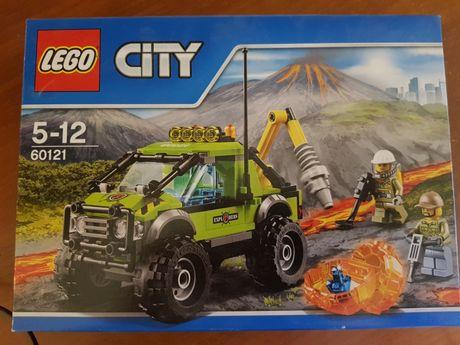 LEGO City Вулкан: Разведывательный грузовик