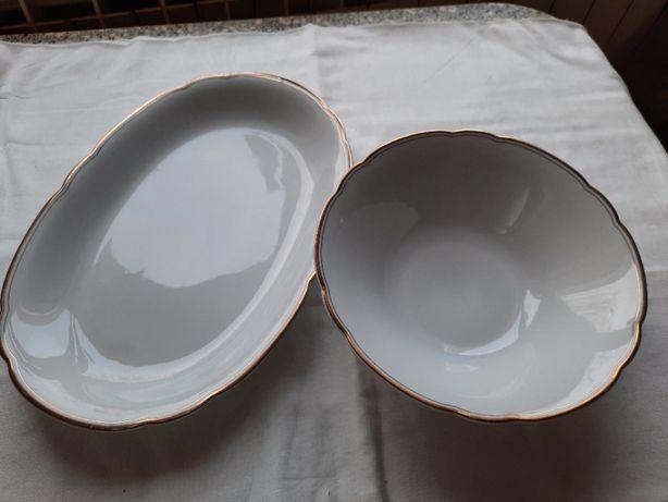 Салатницы набор новых салатниц про-ва Германия длина 25 см и 40 см