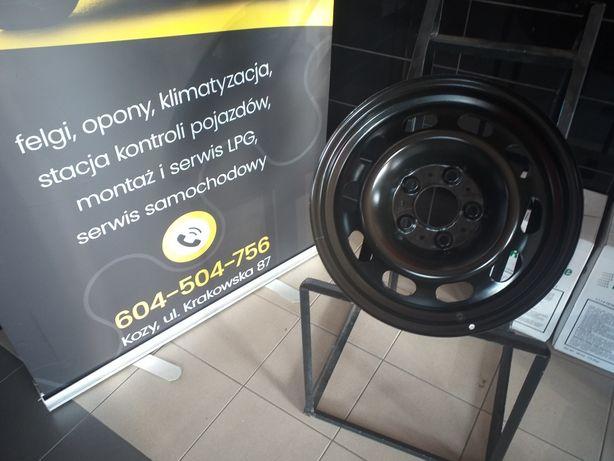"""Felgi Stalowe BMW 16"""" 5X120 6.5J ET33 Cena za Szt OKAZJA!! Nowe"""