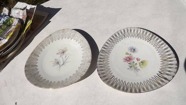 porcelana, patery, duże talerze
