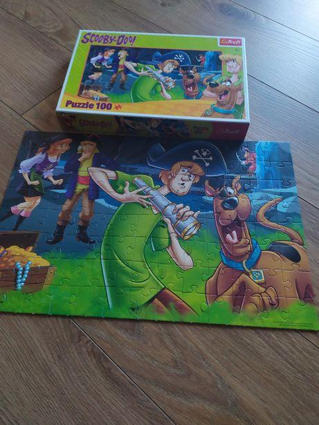 Puzzle 100 Pinokio, SCCOBY DOO
