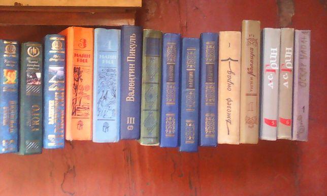 Отдельные тома многотомных изданий Литература cоветских изданий