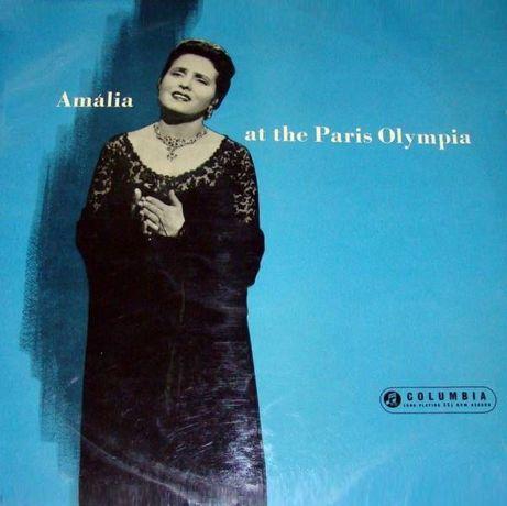 Amália Rodrigues – Amalia At The Paris Olympia