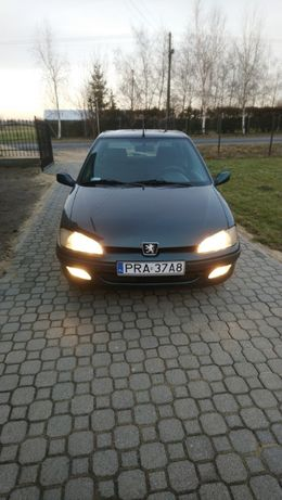 Peugeot 106 1.1 Benzyna