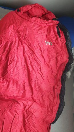 Ekspedycyjny śpiwór puchowy Yeti Igloo Plus DRY GOLD 180cm, -47C