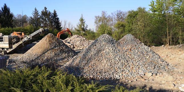 Kruszonka betonowa
