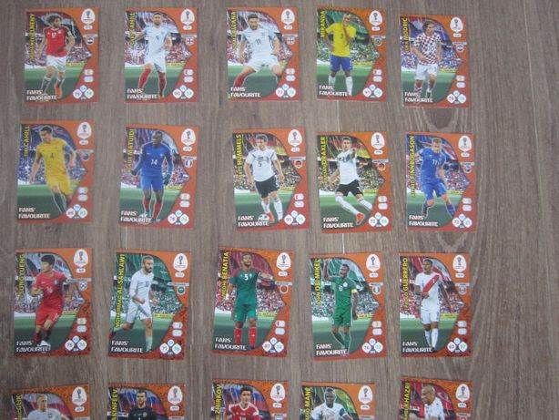 Russia Karty Fifa World Cup 2018