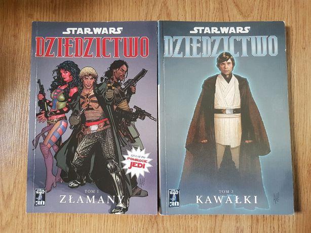 Komiks - Star Wars Dziedzictwo. Złamany. Kawałki.