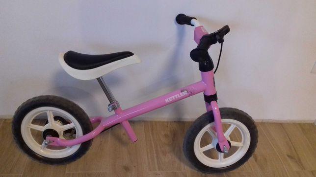 Rowerek biegowy kettler dla dziewczynki 2-4l