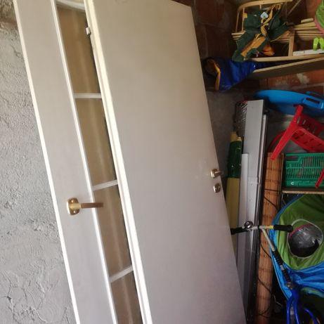 Drzwi pokojowe 75 i 85