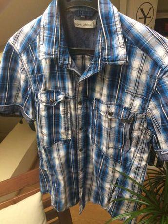 Super koszula sportowa dla chłopca rozm. S/M