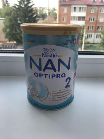 Смесь суміш Nan optipro 2