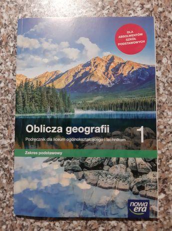 Książka oblicza geografii 1