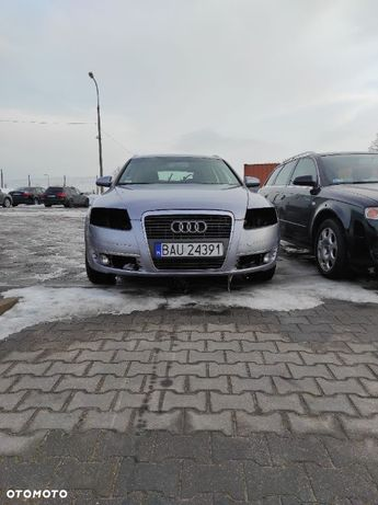 Audi A6 Audi A6 C6 2.0 TDI Multitronic uszkodzony blok silnika!!