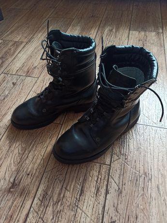 Buty desanty wojskowe