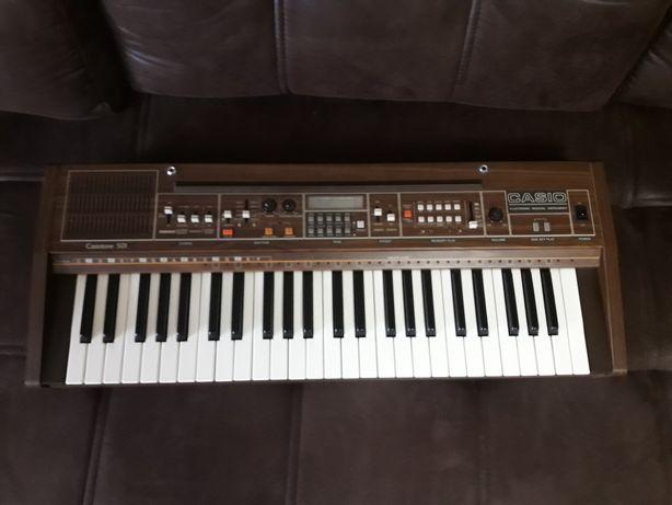 Синтезатор Casio Casiotone 501 винтаж