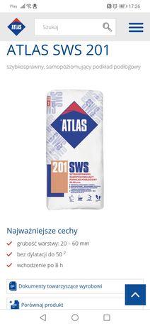 Podkład samopoziomujący Atlas 25 kg