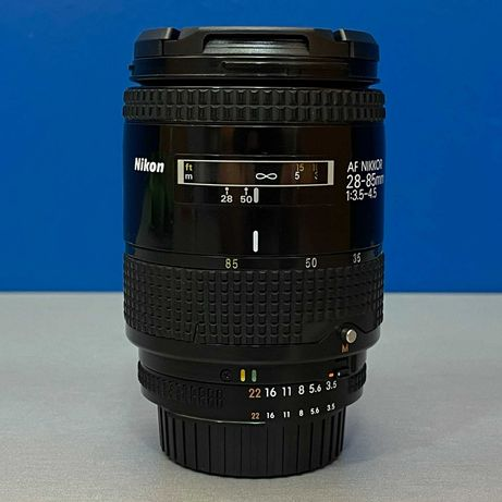 Nikon AF 28-85mm f/3.5-4.5