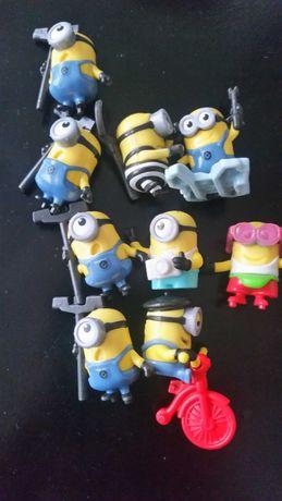 Zabawki Minionki