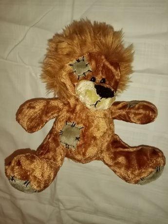 Львенок. Мягкая игрушка.